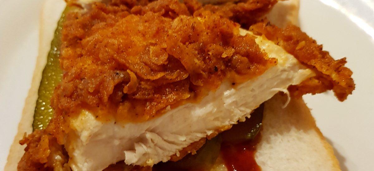 Nashville-i Írós Rántott Csirke